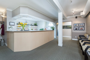 Integrated Health Port Moody - Reception
